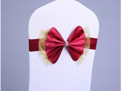 Chair Covers and Sashes Hire (x50)