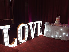 fairylight led backdrop to hire dublin ireland weddings private parties special events
