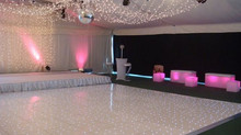 5 Reasons Why Brides Hire a Sparkle LED Dance Floor