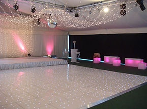 Sparkle LED Dance Floor Hire, Dublin, Ireland