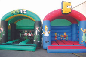 Bounce and Bouncy Castle Hire, Dublin, Ireland, Leinster