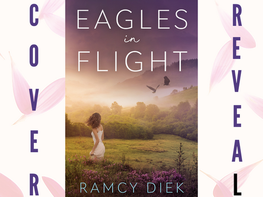 Cover Reveal of Eagles in Flight