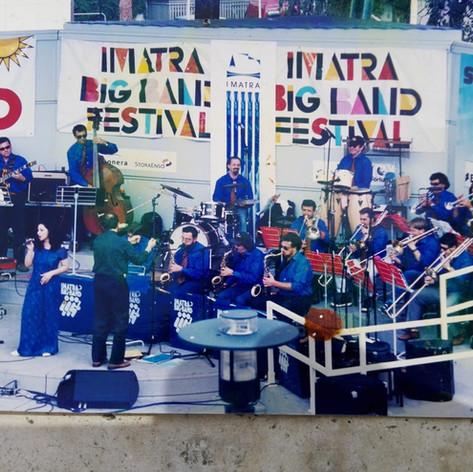 """Quando a Como il jazz era......festival jazz di Imatra """"Finlandia""""..."""