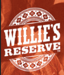 Willie's Reserve 1000 mg distillate cartridge- Sativa