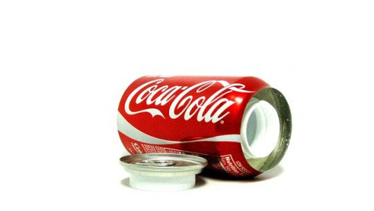 Coca Cola Stash Can