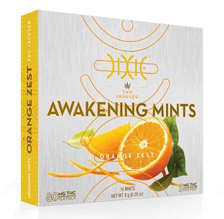 Dixie Elixir Awakening Mints