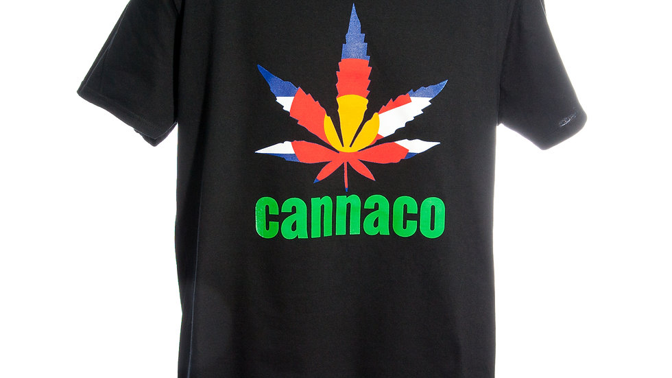 Big Leaf CannaCo Shirt