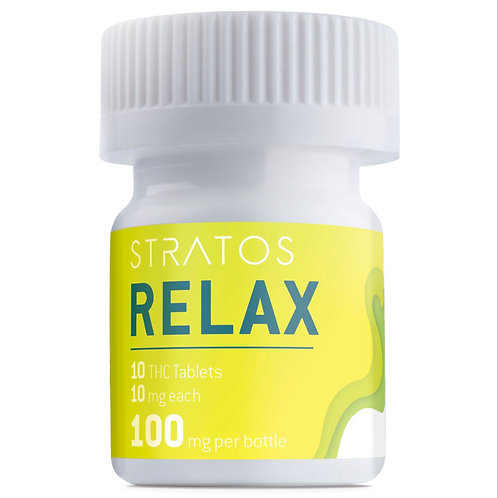 Stratos Relax 100mg