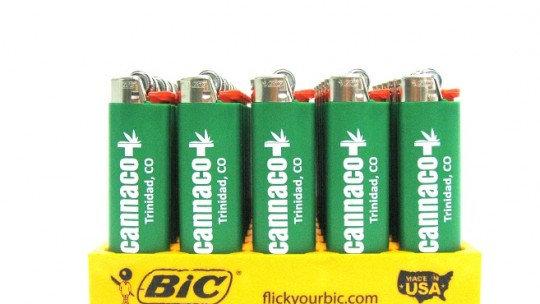 Greeen CannaCo Lighter
