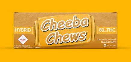 Cheeba Chews Hybrid Caramel