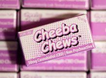 Cheeba Chews CBD Chocolate Taffy