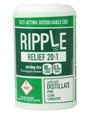 Stillwater Brands 20:1 Ripple Relief