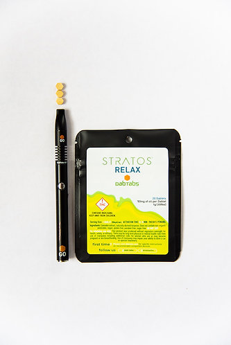 Stratos DabTabs- Relax
