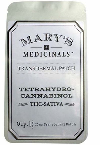 Mary's Medicinals Sativa Patch