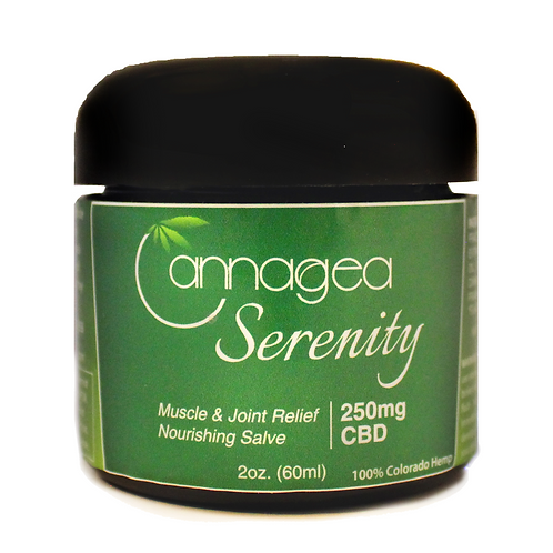 Cannagea Serenity Salve 250 mg