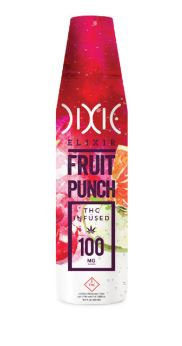 Dixie Elixir Fruit Punch Drink
