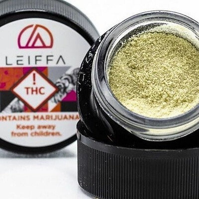 Leiffa Water Hash 1 gram