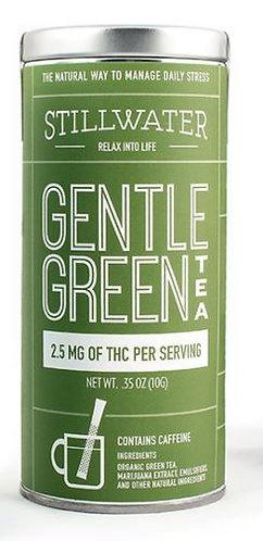Stillwater Brands Gentle Green Tea 80mg