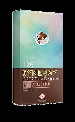 Dixie Synergy Milk Chocolate Bar