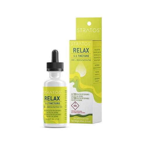Stratos 1:1 Relax Tincture