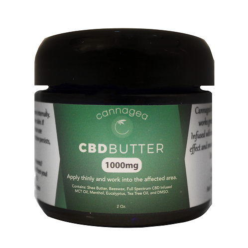 Cannagea Butter 1000 mg