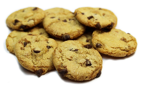 Love's Over Chocolate Chip Cookies