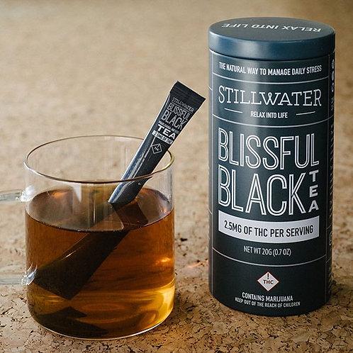 Stillwater Brands Blissful Black Tea 20mg