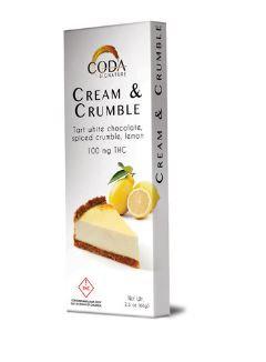 Coda Signature Cream and Crumble