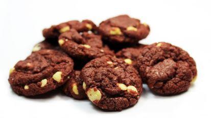 Love's Oven Red Velvet Cookies