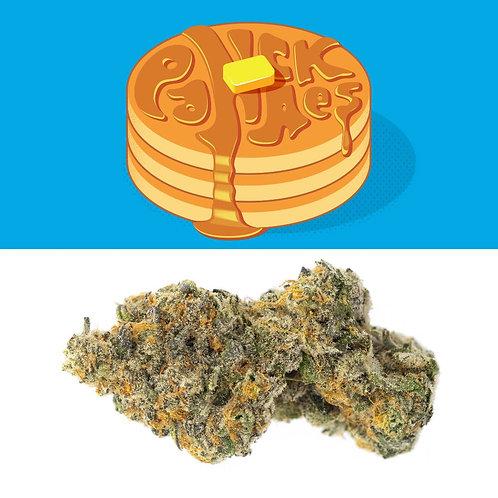 Pancakes pre-packaged 1/8s by Cookies