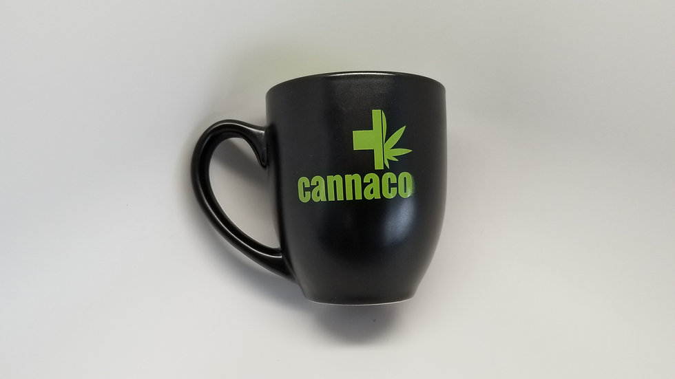 Cannaco Coffee Mug with logo