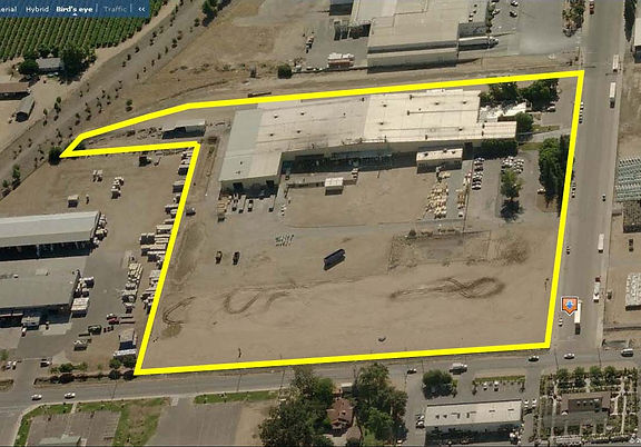 Reedley California Industrial For Sale