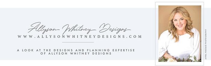 allyson whitney designers planner profil