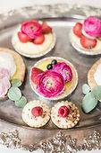 essie silver platter desserts by tammy o