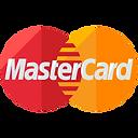 Wir akzeptieren MasterCard.