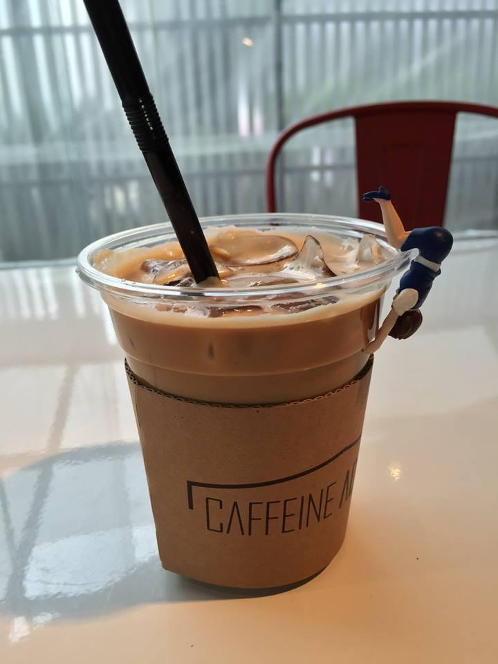 CAFFEIN ADDICT BRAND IDENTITY