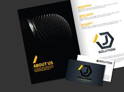 J.Soltion Corporate Identity