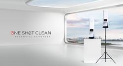 ONE-SHOT CLEAN