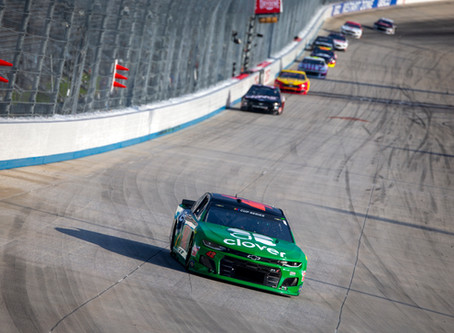 Kenseth 15th & 23rd in Dover Double Header
