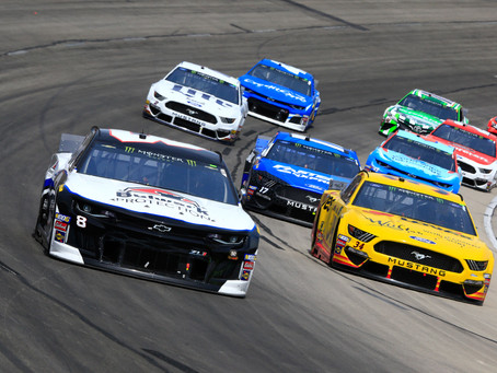 Late-race incident spoils day in Texas