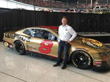 Daniel Hemric Looks to Build His Own Legacy with RCR, No. 8