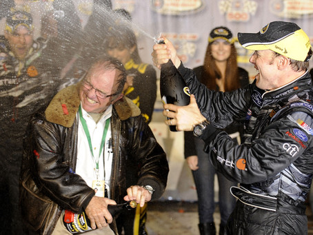 Kenseth Returns to Roush Fenway Racing