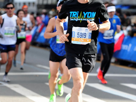 Kenseth conquers Berlin & New York City Marathons in 2019