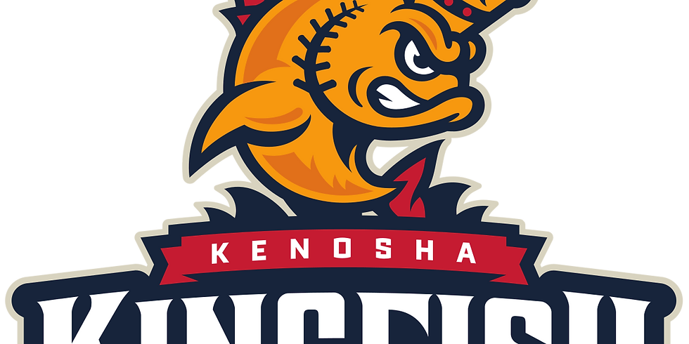 First pitch with Kenosha Kingfish