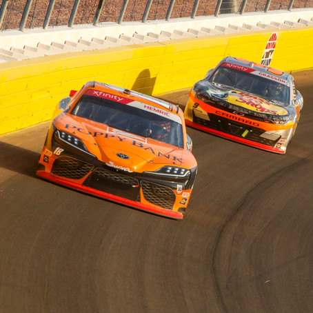 Hemric Secures Top 5 Finish to Start Xfinity Series Playoffs