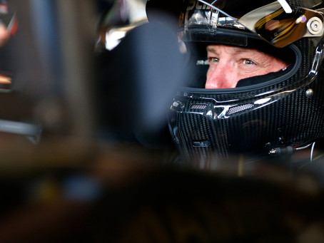 Kenseth Ready for Loudon
