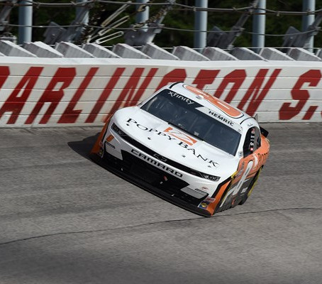 Hemric 6th at Darlington