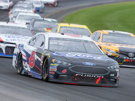 Late Surge Nets 13th at Pocono