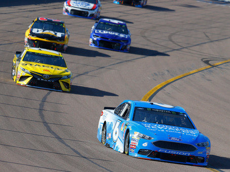 Kenseth Rebounds for 7th at Phoenix