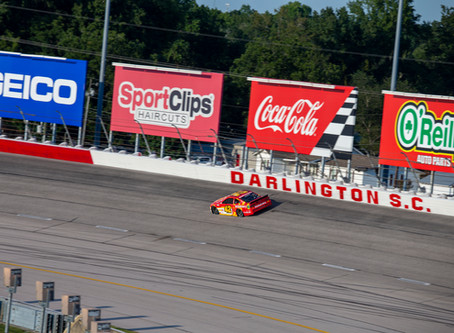Kenseth 14th in Southern 500